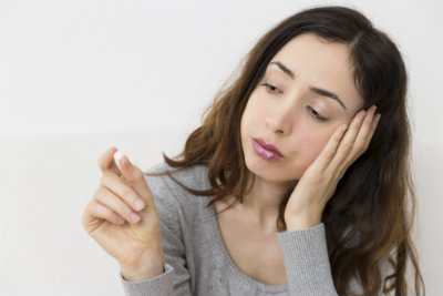 Woman Considers Morning After Pill